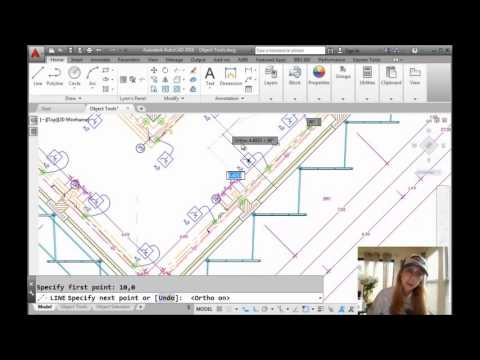 Drawing at an Angle in AutoCAD? Rotate the UCS! (Lynn Allen/Cadalyst Magazine)
