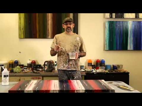 HOW TO APPLY A CLEAR VARNISH TO YOUR ARTWORK