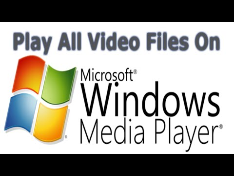 Play All Video Files On Windows Media Player | How To Make Windows Media Player Play All Video Files