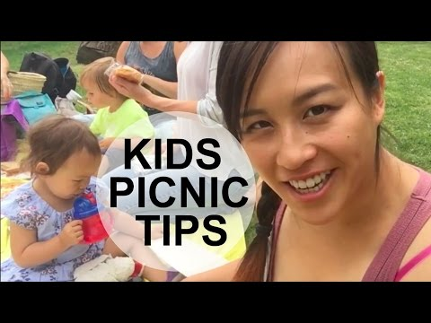 KIDS PICNIC IDEAS