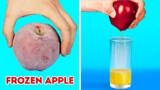 30 SIMPLE KITCHEN HACKS YOU