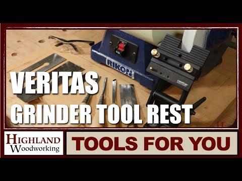 Veritas Grinder Tool Rest