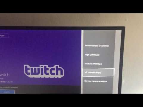 How to Live Stream To Twitch on Xbox One!
