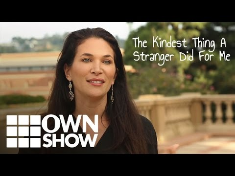 The Kindest Thing A Stranger Did (Words of Encouragement To A Mom) | #OWNSHOW | Oprah Online
