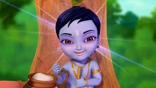 Tarangam Tarangam and Little Krishna Telugu Rhymes Collection   Infobells