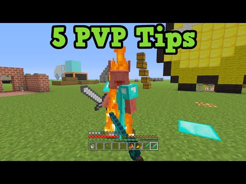 Minecraft Xbox 360 / PS3 - 5 PVP tips - Win Hunger Games