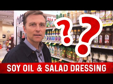 Soy Oil & Salad Dressing