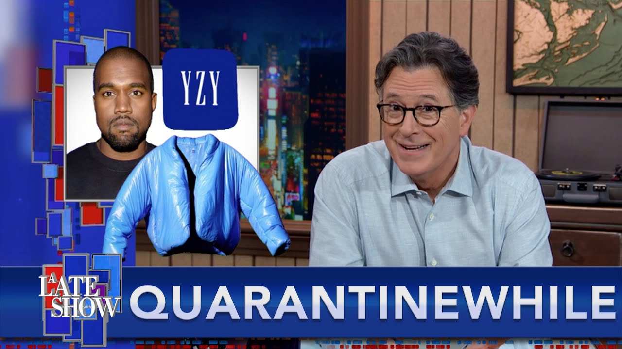 Quarantinewhile... Stephen Pitches Kanye West Some Ideas For Yeezy X Gap