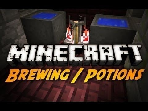 Minecraft:How to Make an Instant Health 2 Potion