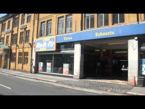 Oxford From City Center to Station.wmv