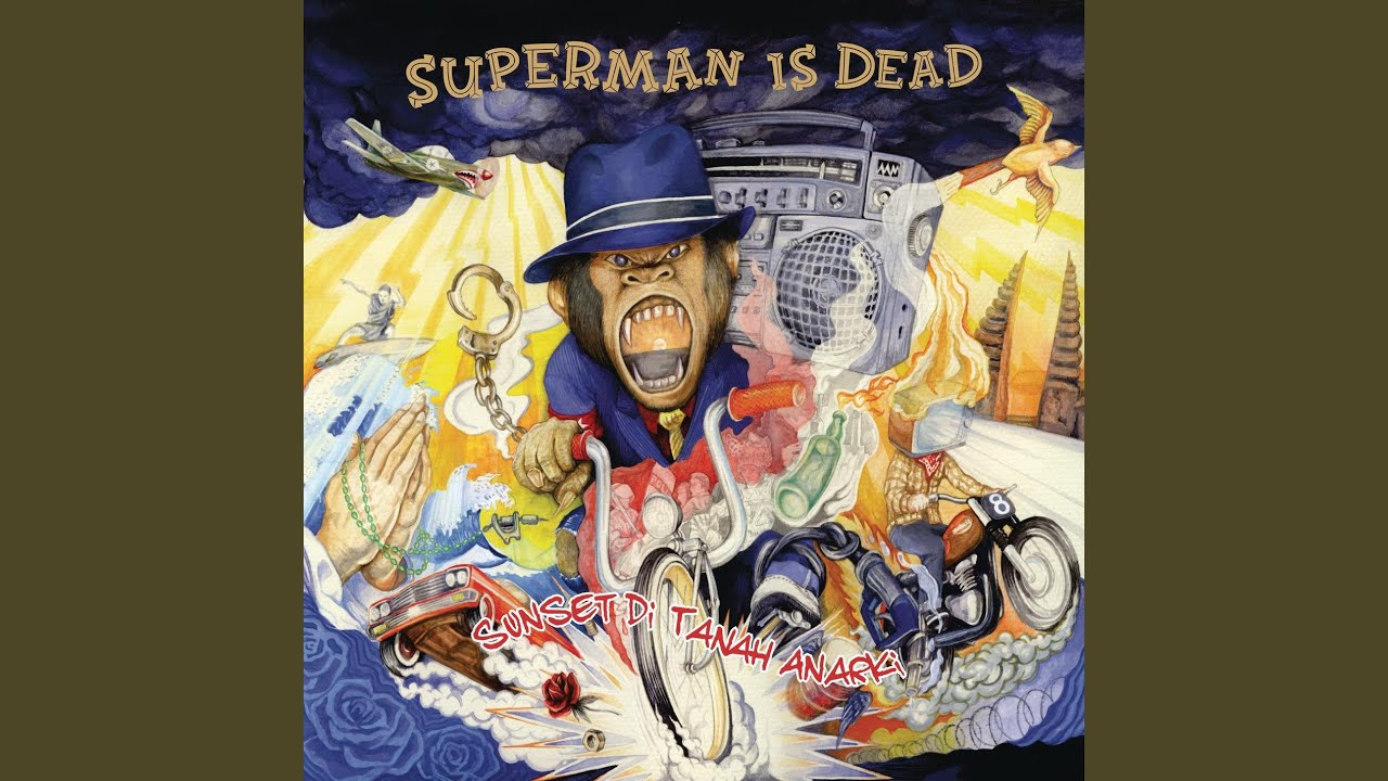 Download Superman Is Dead - Forever Love Insane MP3 Gratis
