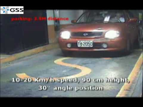 GSS - License Plate Recognition PRO 8 LPR Camera