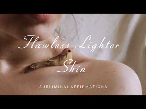 Get Flawless Skin + Lighter Skin Combo - Subliminal Affirmations