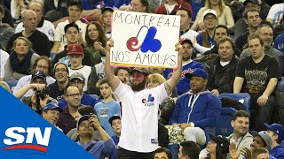 Ariel Helwani Is Still Fired Up About Losing the Expos