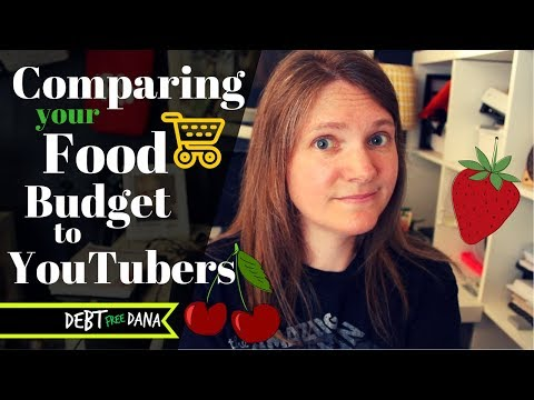 What is a reasonable grocery budget?