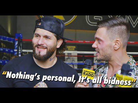 Jorge Masvidal Breaks Down His Future Opponents With Submission Radio