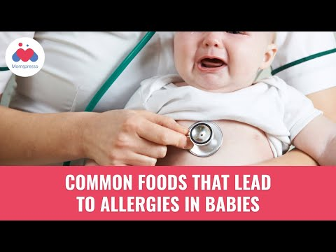 Food Allergies and Baby