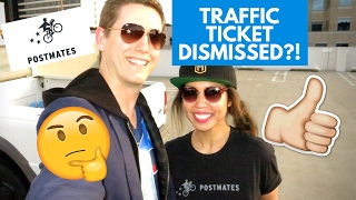 """Time to check out the new Postmates app updates. Want to try and get your California traffic ticket dismissed? Click here: https://www.ca-ticket.com/?tstag=heatherjustcreate  ***SUBSCRIBE to my channel! CLICK HERE to read more!  Want to try and get your California traffic ticket dismissed? Check out Matt's website here: https://www.ca-ticket.com/?tstag=heatherjustcreate Use offer code heatherjustcreate for 10% off!  If you've never tried Postmates as a customer, use offer code 6PPYY for a free delivery!  @HeatherJustCreate VLOG.093  ● ● ● ● ● ● ● ● ● ● ● ● ● ● ● ● ● ● ● ● ● ● ● ● ● ● ● ● ● ●  Heather is the founder of Sharespark Media, the movement promoting digital literacy by empowering you to utilize digital media to achieve your goals. #sharespark  MY VLOGGING GEAR ON AMAZON—— Canon S110 http://amzn.to/2aKDMv8  JOBY GorillaPod w/ Ball Head Bundle http://amzn.to/2aGNP4Q  Transcend 32GB Memory Card http://amzn.to/2dq2MLr  WD 1TB My Passport Ultra External Hard Drive http://amzn.to/2b8c5ga  Apple Macbook Air 13.3 Inch Laptop http://amzn.to/2b8G50T  Rode VideoMic Go http://amzn.to/2aM7PZA   FOLLOW ME, HEATHER RAMIREZ :) —— http://bit.ly/heatherjustcreateFACEBOOK http://bit.ly/heatherjustcreateTWITTER http://bit.ly/heatherjustcreateINSTAGRAM http://bit.ly/heatherjustcreateLINKEDIN  JOIN THE MOVEMENT. FOLLOW SHARESPARK—— http://bit.ly/sharesparkmediaWEBSITE http://bit.ly/sharesparkmediaNEWS http://bit.ly/sharesparkYOUTUBE http://bit.ly/sharesparkmediaFACEBOOK http://bit.ly/sharesparkmediaTWITTER http://bit.ly/sharesparkmediaINSTAGRAM http://bit.ly/sharesparkmediaLINKEDIN  DONATE TO SHARESPARK MEDIA—— http://bit.ly/sharesparkmediaGOFUNDME  MUSIC—— """"Waves"""" and """"Mighty Love"""" by Joakim Karud https://soundcloud.com/joakimkarud  ABOUT THIS VIDEO—— heatherjustcreate, postmates, postmates delivery, postmates review, working for postmates, working for postmates review, postmates orientation, postmate, postmates los angeles, driving for postmates, postmates driver, what is post"""