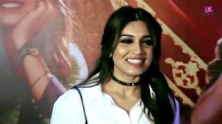 Bhumi Pednekar at Success Party of film Shubh Mangal Saavdhan