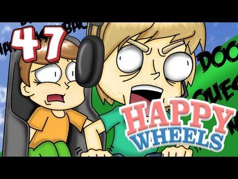 I'M BACK! :D - Happy Wheels - Part 47