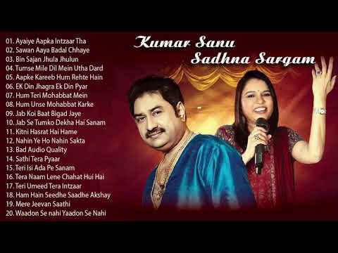Xxx Mp4 Best Of Kumar Sanu Sadhna Sargam Bollywood Jukebox Hindi Songs Evergreen Bollywood Old Songs 3gp Sex