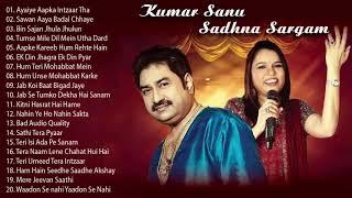 Best of Kumar Sanu & Sadhna Sargam Bollywood Jukebox Hindi Songs - Evergreen Bollywood Old Songs