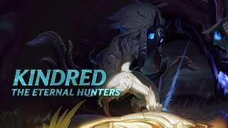 Kindred: Champion Spotlight | Gameplay - League of Legends