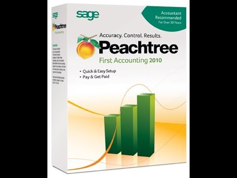 Peachtree 2010 accounting Software Free Download