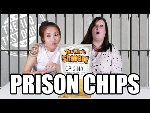 [ILQ Test Drive] The Whole Shabang: They love eating this in PRISON!