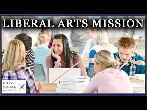 Admissions Counselor on the Mission of Liberal Arts