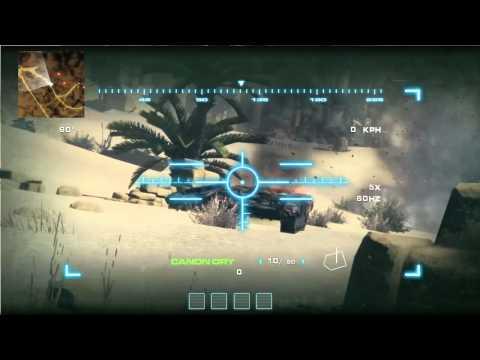 Modern Tank Battle UDK Gameplay