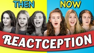 TEENS REACT TO THEMSELVES ON KIDS REACT #3