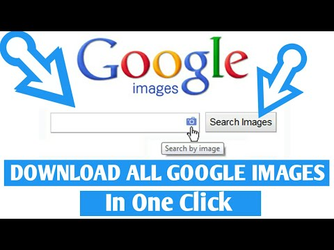 How To Download All Google images In One Click