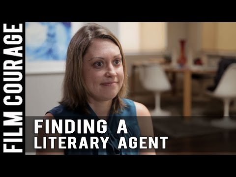 8 Tips To Finding A Literary Agent by Jennifer Brody