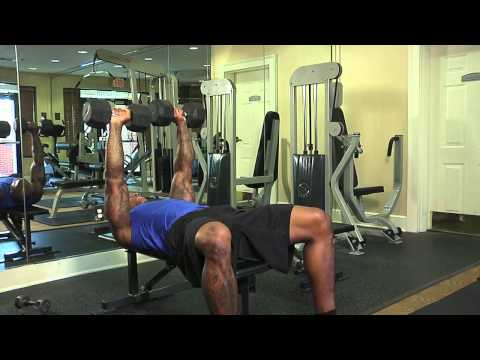How to Lose Man Breasts With the Bench Press : Getting Fit to Play Tough