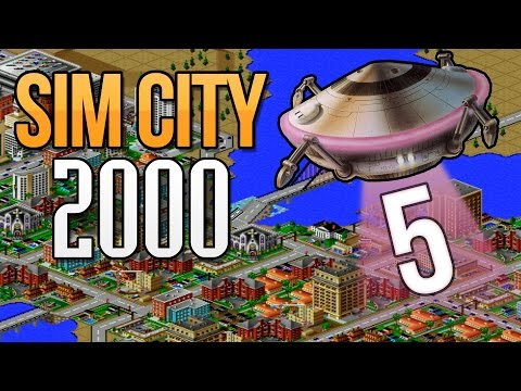 Let's Play SimCity 2000 - HIGHWAYS - Part 5 ★ (SimCity 2000 Gameplay & Commentary)