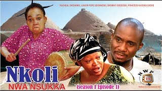 Here comes the thrilling story of Nkoli (Racheal Okonkwo); a beautiful local girl; whose kind heartedness pushes into doing a huge and unimaginable favour for the only man she loves. But like they say, life presents many uncertainties which are beyond human comprehension. How was she to know that such favour would bring the greatest misfortune and devastation in her dear life? Nollywood movies starring: Racheal Okonkwo, Junior Pope Odonwodo, Brownie Igboegwu, Mandy Eze. Directed by:  Mac Collins Chidebe Produced by: Mac Collins Chidebe Mr.China  Subscribe to our channel on http://www.youtube.com/nollywoodpicturestv    Like us on Facebook: facebook.com/NELTV  Follow us On Twitter @Nollywoodpicstv    Click Here To Subscribe http://www.youtube.com/subscription_center?    Watch Accordingly     watch Nkoli Nwa Nsukka Season 1 https://youtu.be/h0cYGN5-wUY    watch Nkoli Nwa Nsukka Season 2 http://youtu.be/wO4K5PubYFU     watch Nkoli Ada Nsukka Season 3 http://youtu.be/bW3W0igjRBI     watch Nkoli Ada Nsukka Season 4 http://youtu.be/q0ngFSnx890      watch Nkoli Ada Nsukka Season 5 https://youtu.be/tqF7lfO_T0A     watch Nkoli Ada Nsukka Season 6 https://youtu.be/H9HNszp8Ays     watch Nkoli Ada Nsukka Season 7 https://youtu.be/89ziP1f_tps     watch Nkoli Ada Nsukka Season 8 https://youtu.be/bwhf3oU6c28     watch Nkoli Ada Nsukka Season 9 https://youtu.be/WZpUCmVwNyY     watch Nkoli Ada Nsukka Season 10 https://youtu.be/Q2wLFT8Mdrw