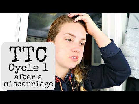 LET'S START FROM THE BEGINNING || TTC AFTER MISCARRIAGE || CYCLE 1