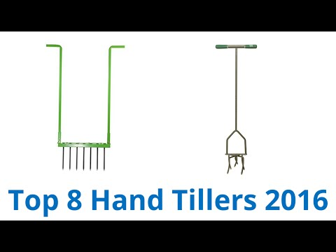 8 Best Hand Tillers 2016