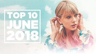 Top 10 Songs Chart | June 29, 2019 | 洋楽 ヒット チャート 最新