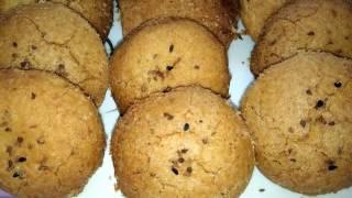 कूकर में, आटे का बेकरी जैसा नमकीन बिस्किट (how to make bakery cookies)