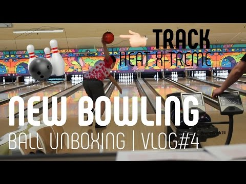 New Bowling Ball Unboxing | Vlog #4 (3/15/17)