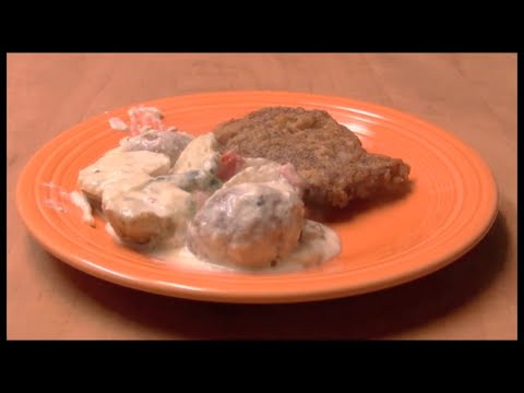 Creamy Poblano Potatoes with Michael's Home Cooking