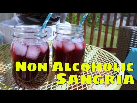 Kid Friendly Virgin Sangria Recipe