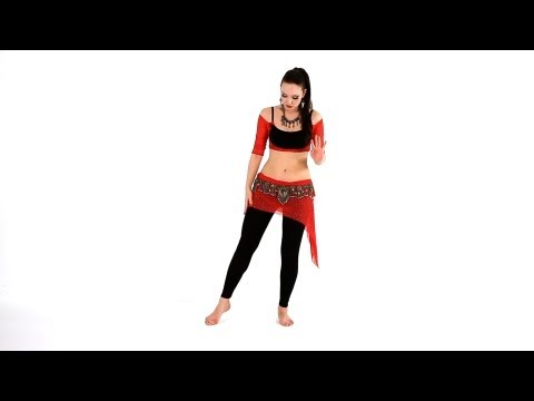 How to Do Hip Moves & Shoulder Shimmy | Belly Dance