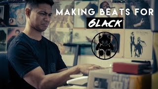 Making Beats For: 6LACK | (Using Ableton Live)