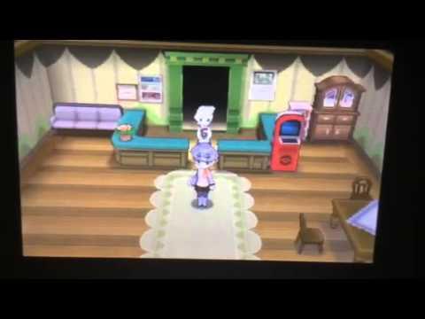 Pokemon X & Y - Friend Code ( Friend Safari )