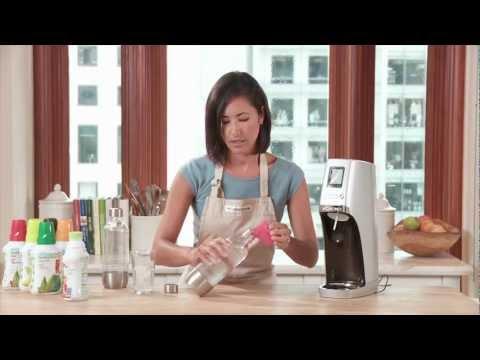 SodaStream Revolution Sparkling Water Maker