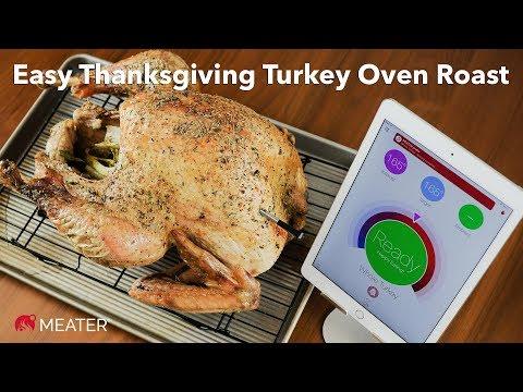 Easy Thanksgiving Turkey Oven Roast