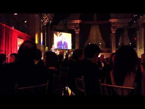 2 minutes of Elmore Leonard - National Book Awards Acceptance Speech!!!